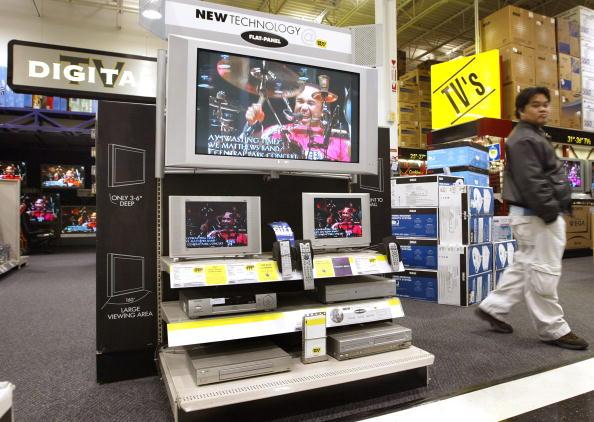 Tim Boyle「Electronics Are The Big Items This Holiday Shopping Season」:写真・画像(2)[壁紙.com]