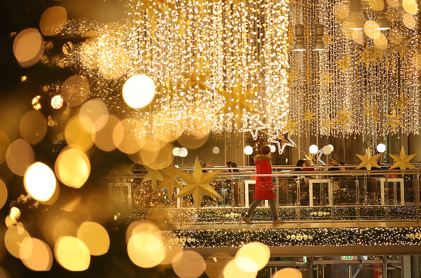 Christmas「Christmas Shopping And Atmosphere Underway In Berlin」:写真・画像(8)[壁紙.com]