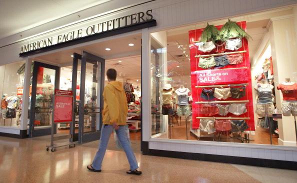 店「American Eagles Outfitters Profits Quadruple」:写真・画像(8)[壁紙.com]