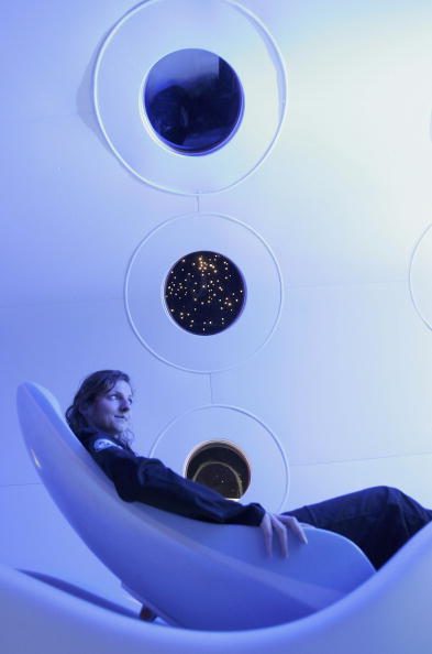 Passenger Cabin「Virgin Galactic SpaceShipTwo Cabin Goes On Show」:写真・画像(6)[壁紙.com]