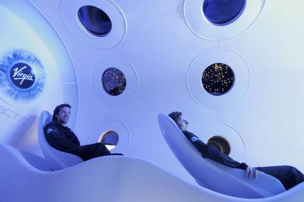 Passenger Cabin「Virgin Galactic SpaceShipTwo Cabin Goes On Show」:写真・画像(7)[壁紙.com]