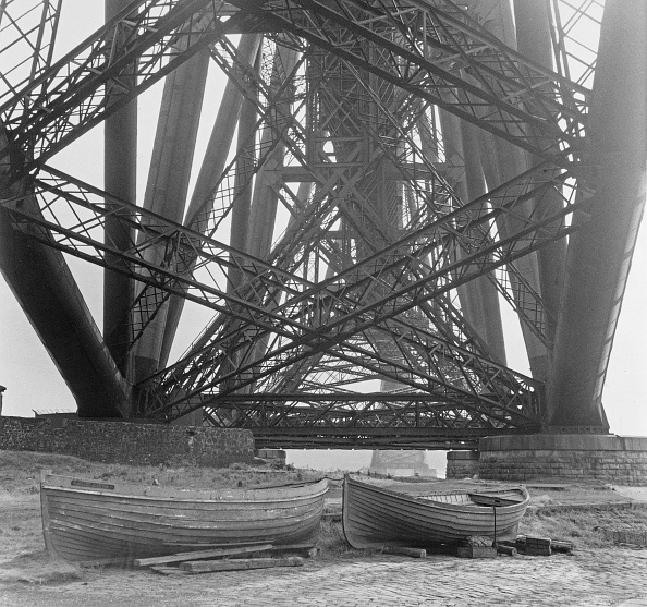 Water's Edge「Under The Forth Bridge」:写真・画像(8)[壁紙.com]