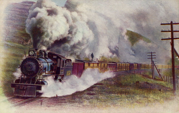 Social History「Freight train.」:写真・画像(6)[壁紙.com]
