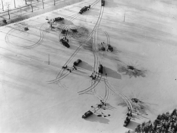 Ardennes Forest「Tracks In The Snow」:写真・画像(2)[壁紙.com]