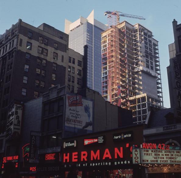 skyscraper「Sky-High NYC」:写真・画像(8)[壁紙.com]