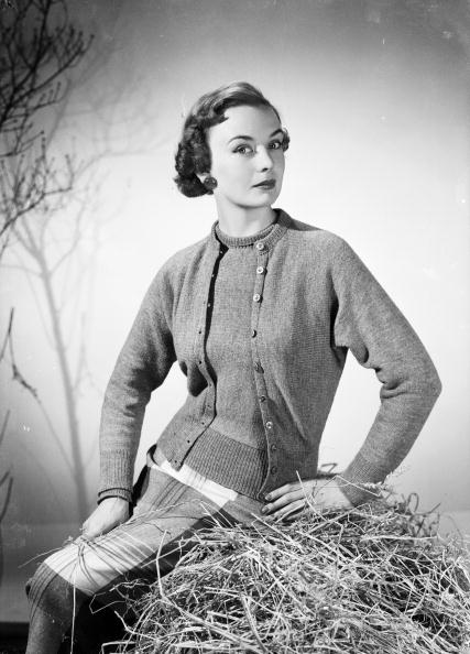 Cardigan Sweater「Harvest Twinset」:写真・画像(17)[壁紙.com]