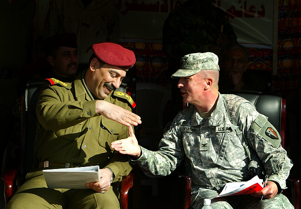 Baghdad「US Hands over Green Zone to Iraqis」:写真・画像(2)[壁紙.com]
