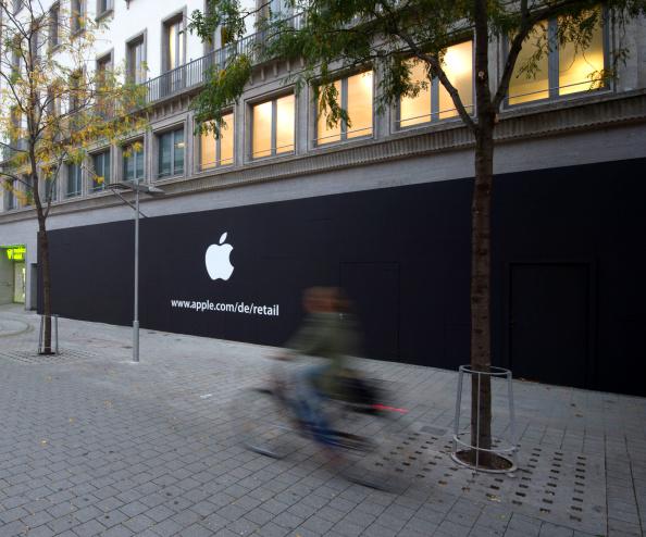 Outdoors「Apple Store Hannover」:写真・画像(14)[壁紙.com]