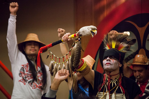 Day「Seattle City Council Votes To Change Columbus Day To Indigenous Peoples' Day」:写真・画像(14)[壁紙.com]