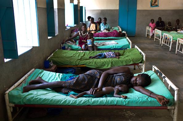 Parent「Red Cross Hospital In South Sudan」:写真・画像(12)[壁紙.com]
