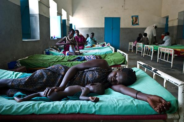 Tom Stoddart Archive「Red Cross Hospital In South Sudan」:写真・画像(17)[壁紙.com]