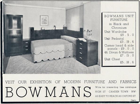 Dresser「Bowmans - Visit Our Exhibition Of Modern Furniture And Fabrics」:写真・画像(19)[壁紙.com]