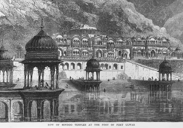 Architectural Feature「Hindu Temples」:写真・画像(1)[壁紙.com]