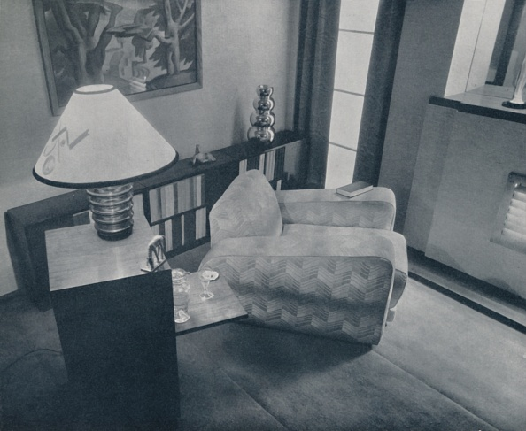 Apartment「A Small Room Designed And Furnished By Michael Dawn」:写真・画像(8)[壁紙.com]