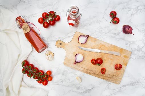 Garlic Bulb「Homemade tomato ketchup」:スマホ壁紙(6)