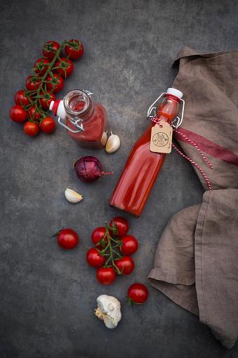 Garlic Clove「Homemade tomato ketchup」:スマホ壁紙(19)