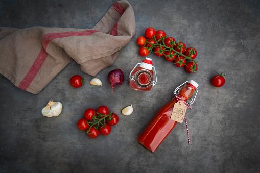 Garlic Clove「Homemade tomato ketchup」:スマホ壁紙(2)