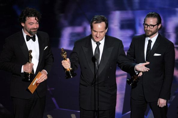 ヒューゴの不思議な発明「84th Annual Academy Awards - Show」:写真・画像(9)[壁紙.com]