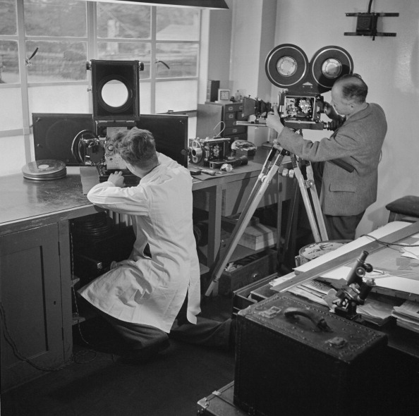Film Industry「Camera Repair At Denham」:写真・画像(15)[壁紙.com]