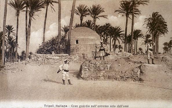 Fototeca Storica Nazionale「ITALO-TURKISH WAR: OASIS WARD」:写真・画像(18)[壁紙.com]