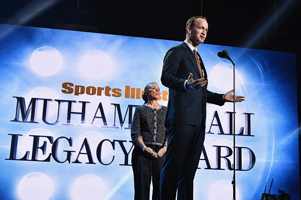Lonnie Ali「Sports Illustrated Sportsperson of the Year Ceremony 2016」:写真・画像(19)[壁紙.com]