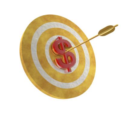 Competitive Sport「Dollar on Target」:スマホ壁紙(12)