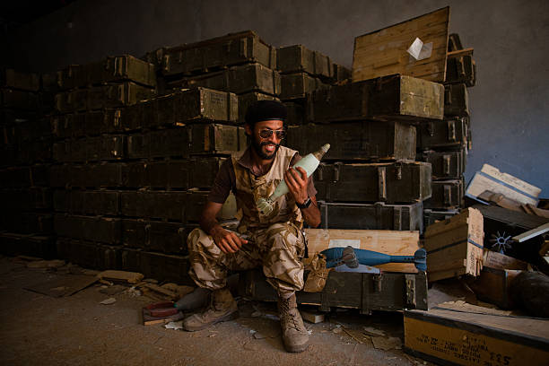 Libyan Rebels Battle Gaddafi Forces For Control Of Tripoli:ニュース(壁紙.com)