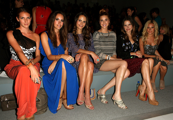 Spring Collection「Rebecca Taylor - Front Row - Spring 2012 Mercedes-Benz Fashion Week」:写真・画像(13)[壁紙.com]