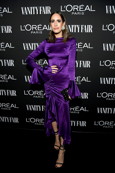 紫「Vanity Fair And L'Oréal Paris Celebrate New Hollywood」:写真・画像(13)[壁紙.com]