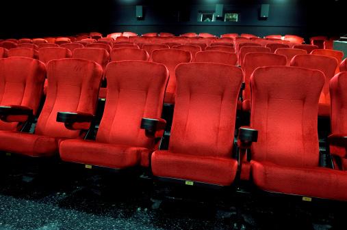 Auditorium「Red theatre seats」:スマホ壁紙(0)