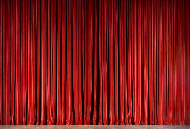 red theatre curtain:スマホ壁紙(壁紙.com)