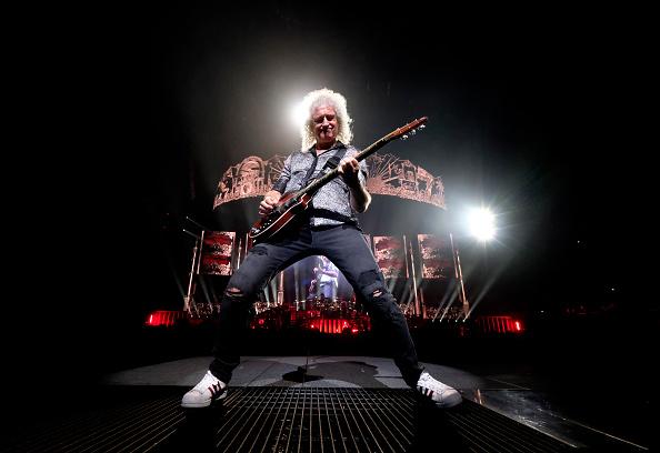 Brian May「Queen In Concert - Los Angeles, CA」:写真・画像(10)[壁紙.com]