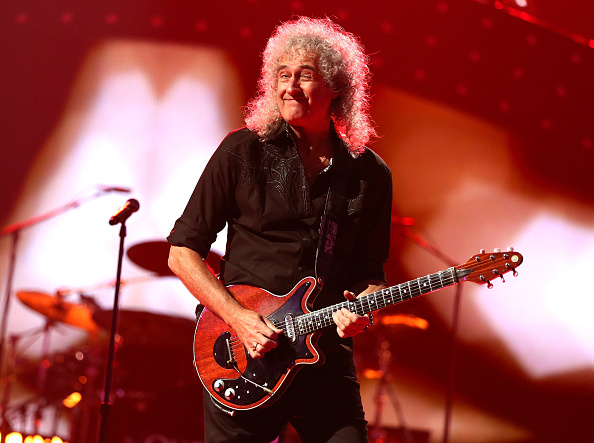 Brian May「iHeartRadio Music Festival - Day 1 - Show」:写真・画像(3)[壁紙.com]