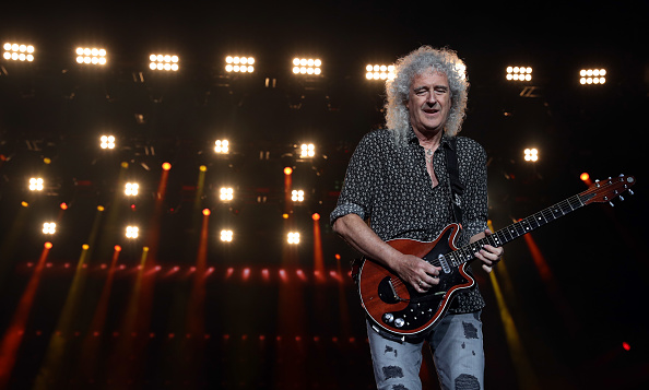 Brian May「Fire Fight Australia Bushfire Relief Concert」:写真・画像(1)[壁紙.com]