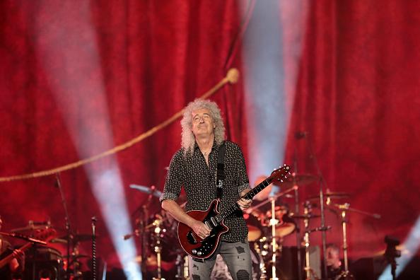 Brian May「Fire Fight Australia Bushfire Relief Concert」:写真・画像(6)[壁紙.com]