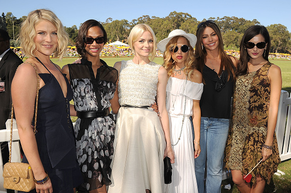 Camilla Belle「Veuve Clicquot Polo Classic Los Angeles - Inside」:写真・画像(10)[壁紙.com]