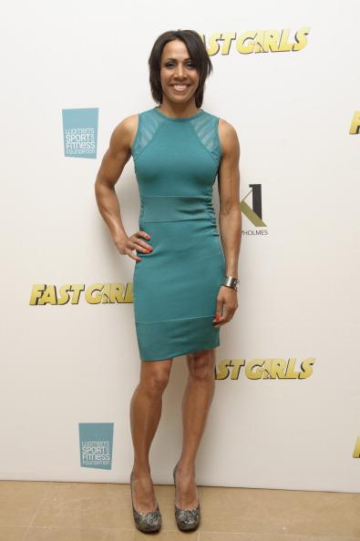 Cuff Bracelet「Screening of Fast Girls Hosted by Dame Kelly Holmes」:写真・画像(13)[壁紙.com]