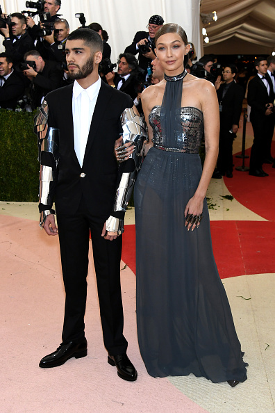 "Swarovski「""Manus x Machina: Fashion In An Age Of Technology"" Costume Institute Gala - Arrivals」:写真・画像(16)[壁紙.com]"