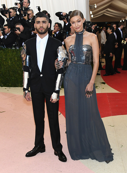 "Gigi Hadid「""Manus x Machina: Fashion In An Age Of Technology"" Costume Institute Gala - Arrivals」:写真・画像(19)[壁紙.com]"
