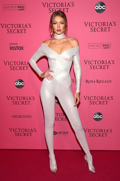 Gigi Hadid「2018 Victoria's Secret Fashion Show in New York - After Party Arrivals」:写真・画像(8)[壁紙.com]