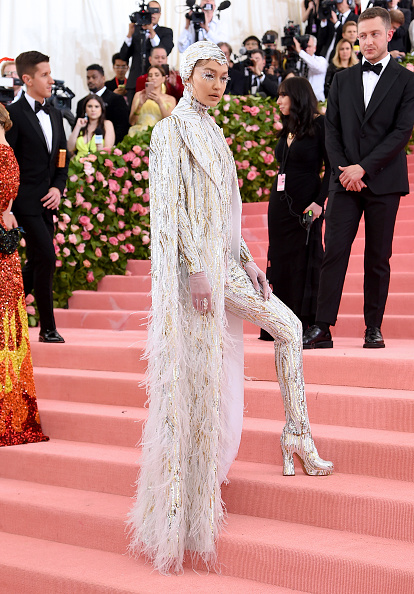 Silver Shoe「The 2019 Met Gala Celebrating Camp: Notes on Fashion - Arrivals」:写真・画像(16)[壁紙.com]