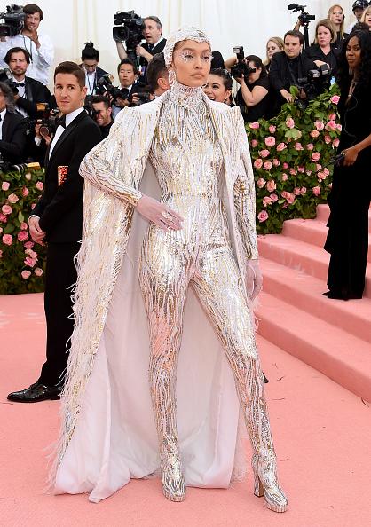 Chunky Heels「The 2019 Met Gala Celebrating Camp: Notes on Fashion - Arrivals」:写真・画像(14)[壁紙.com]