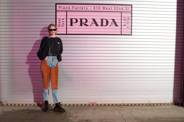 Prada Resort 2020 Fashion Show:ニュース(壁紙.com)