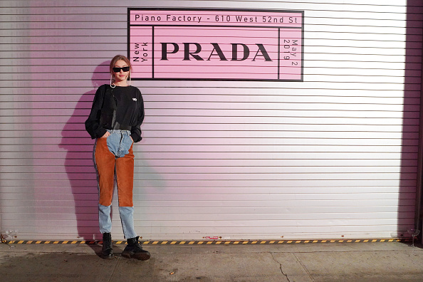Resort「Prada Resort 2020 Fashion Show」:写真・画像(11)[壁紙.com]