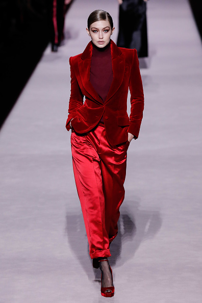 New York Fashion Week「Tom Ford FW 2019 - Runway - New York Fashion Week: The Shows」:写真・画像(8)[壁紙.com]