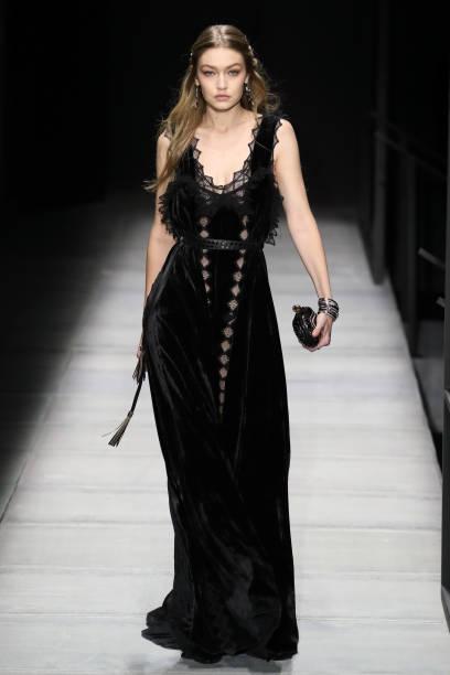 ボッテガ・ヴェネタ「Bottega Veneta - Runway - February 2018 - New York Fashion Week」:写真・画像(3)[壁紙.com]