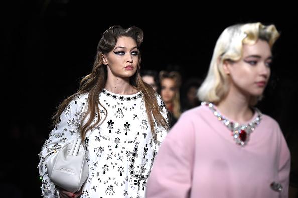 Womenswear「Miu Miu : Runway - Paris Fashion Week Womenswear Fall/Winter 2020/2021」:写真・画像(10)[壁紙.com]
