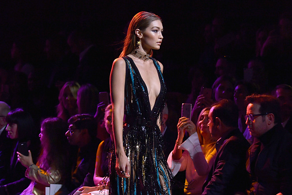 Elie Saab - Designer Label「Elie Saab : Runway - Paris Fashion Week Womenswear Spring/Summer 2017」:写真・画像(16)[壁紙.com]