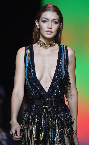 Elie Saab - Designer Label「Elie Saab : Runway - Paris Fashion Week Womenswear Spring/Summer 2017」:写真・画像(14)[壁紙.com]