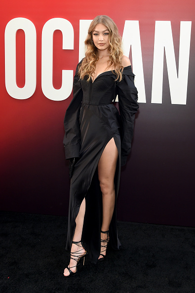 "Gigi Hadid「""Ocean's 8"" World Premiere」:写真・画像(13)[壁紙.com]"